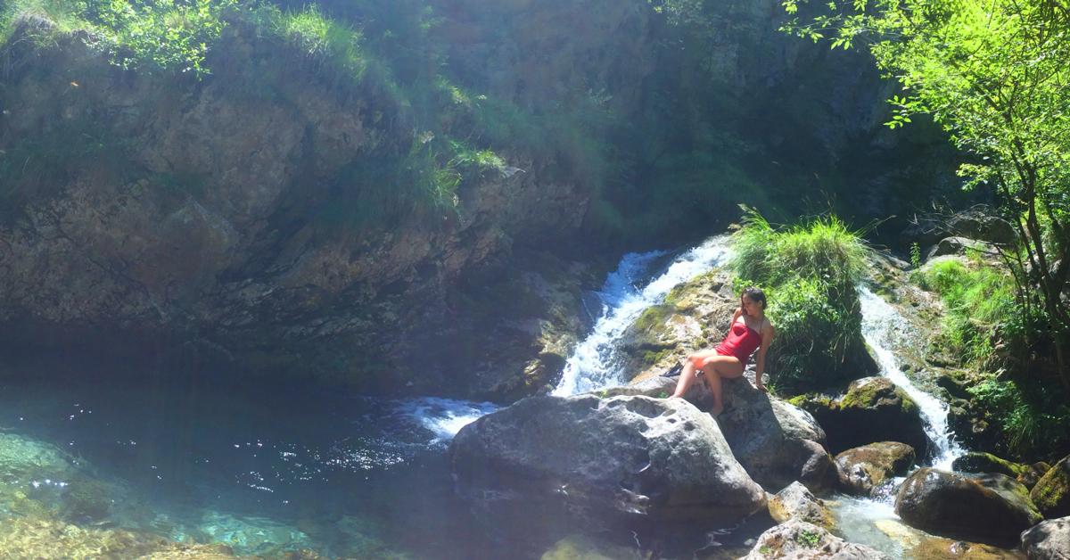 Cascate Val Vertova