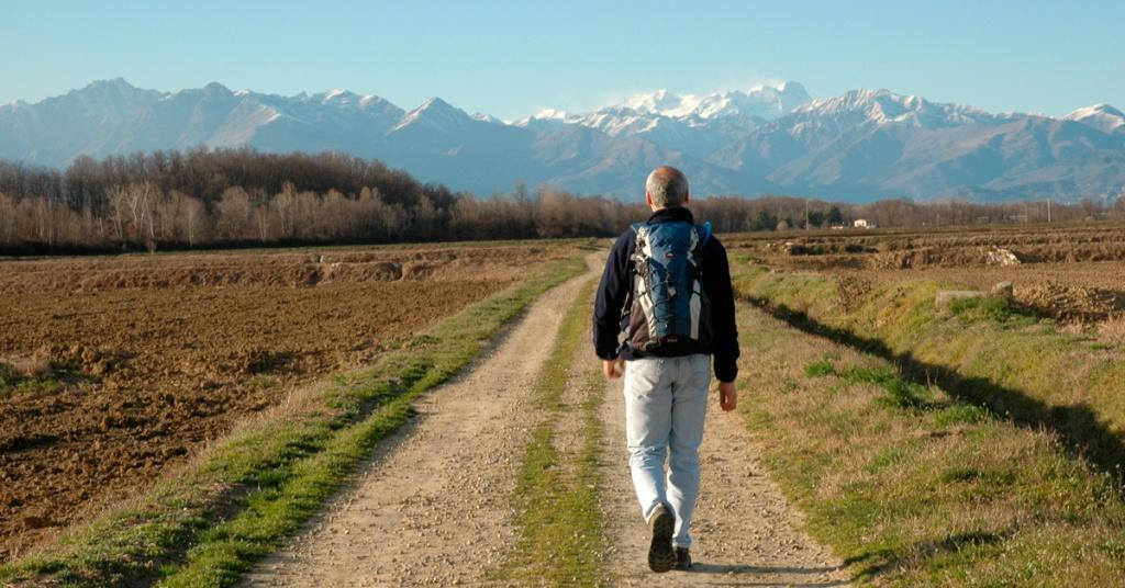Cammino oropa