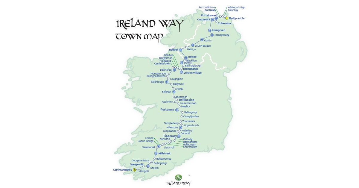 PERCORSO-THE-IRELAND-WAY