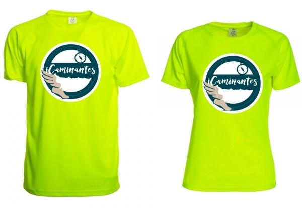 La maglietta de iCaminantes